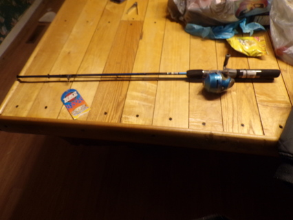 NEW WITH TAG FISHING ROD