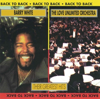 Barry White / Love Unlimited Orchestra - Their Greatest Hits (CD, 1996) Classic R&B Soul with GIN!