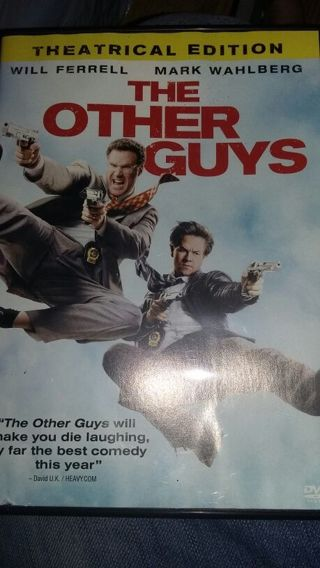 DVD The Other Guys