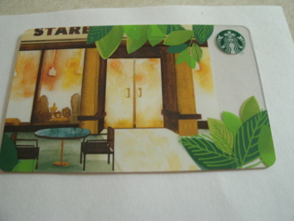$5 Starbucks Card