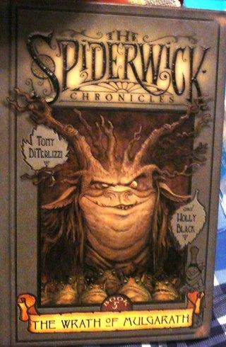 The Spiderwick Chronicles Book 5, The Wrth of Mulgarath