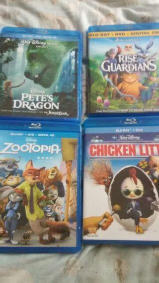 Blu-ray and DVD set Winner choice one