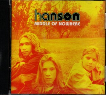 Middle of Nowhere - CD by Hanson