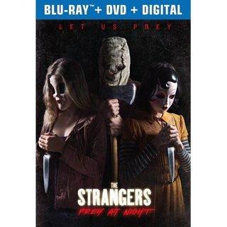 THE STRANGERS: PREY AT NIGHT VUDU HD INSTAWATCH