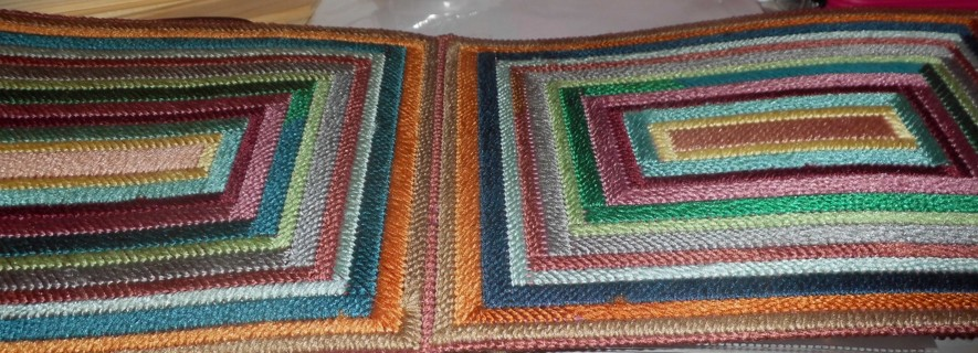 Dresser Scarf 27 x 9 3/4 inches - New