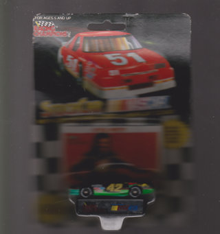Kyle petty NASCAR racing champion car