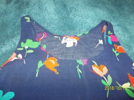 PRETTY TANK TOP by:Old Navy (Size M)