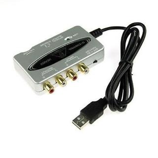 New Behringer U-Control UCA-202 USB Audio Interface Adapter in Box (UCA202) WE