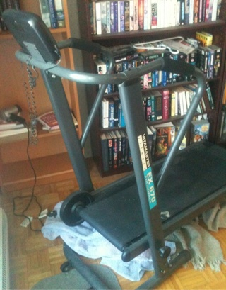 Vitamaster EX670 Manual Treadmill