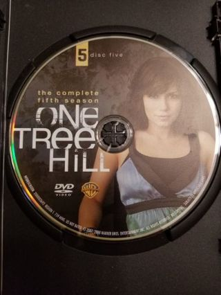 One Tree Hill Disc 5