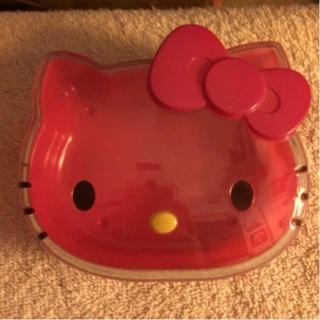 Sanrio Hello Kitty Plastic Container