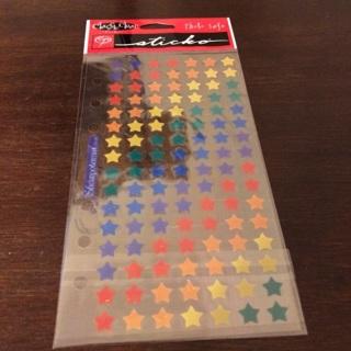 Sticko star stickers