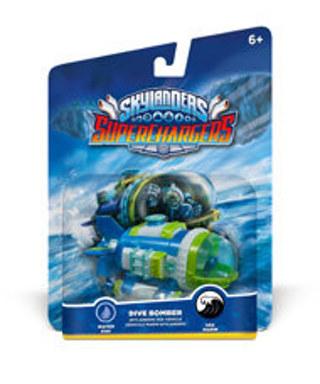 BRAND NEW Skylanders SuperChargers: Vehicle Dive Bomber
