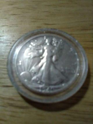 1940 Liberty half dollar