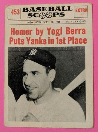 1961 YOGI BERRA