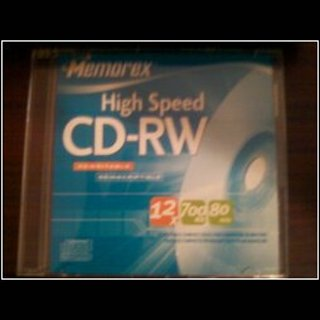 Memorex High Speed CD - RW