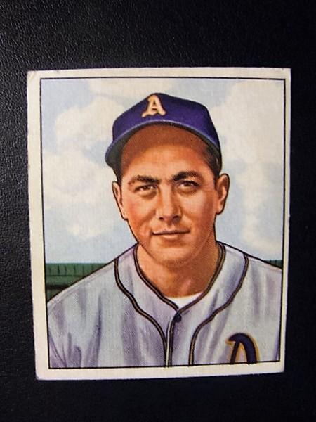 Free 1950 Bowman Baseball Card No 213 Carl Scheib As