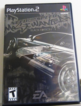 Need for Speed  -Most Wanted-  BLACK EDITION