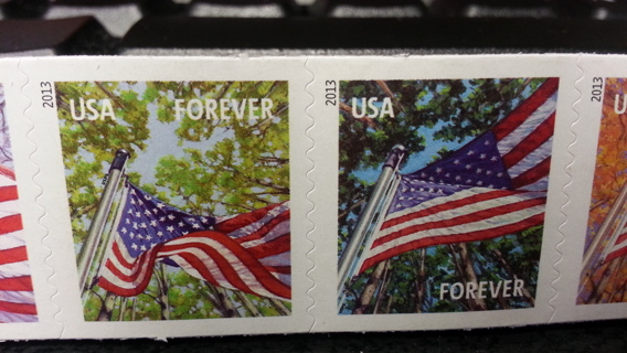 100 First-Class Forever Mailing Stamps