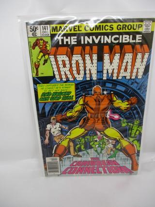 THE INVINCIBLE IRON MAN #141