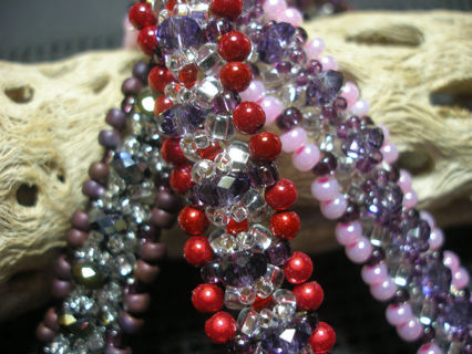Bracelets Made to Order, Color and Size Length!
