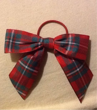 CHILDS HAIR BOW