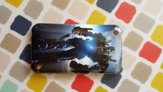 IPhone 3 Transformers case.