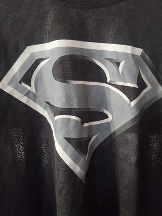 Big Men's Superman Shirt - 2XL