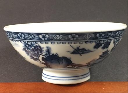 Japanese Scenic Rice Bowl