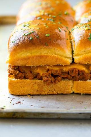 ❄ (New) Mini Taco Meat Sliders Recipe ❄