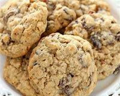 soft,chewy oatmeal raisen cOOkie recipe+ 8 bonus