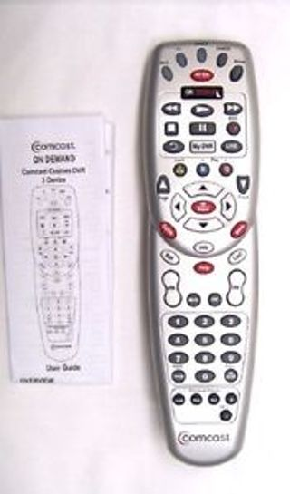 Free Comcast Xfinity Hdtv Digital Tv My Dvr On Demand Remote W