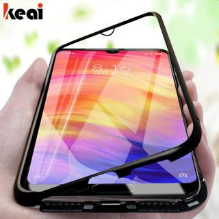360 Full Cover Protective Phone Case For Xiaomi Redmi Note 7 6 Pro 6A 4A 4X Anti knock Cases For R