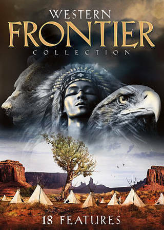 2015 Western Frontier Indian Movie Collection 3-Disc Dvd 18 Movies Over 17Hrs-John Denver New Sealed
