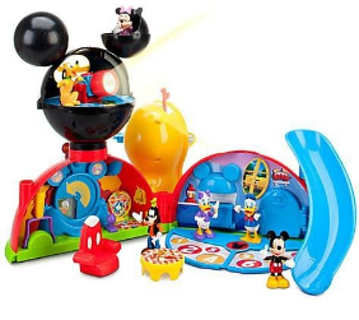Disney Mickey Mouse Clubhouse Exclusive Playset