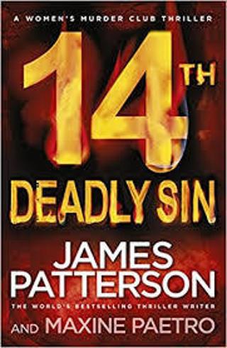 14th Deadly Sin (Women's Murder Club) by James Patterson (TPB/GFC) #LLP20J1