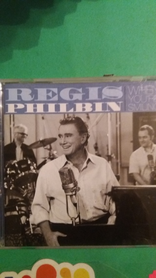 cd regis philbin when your smiling free shipping