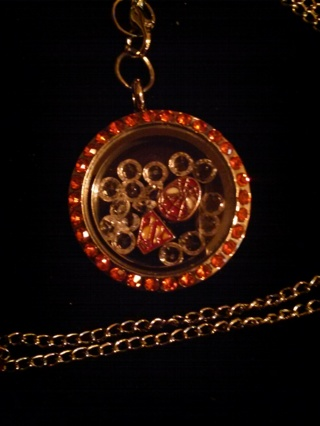 Superhero Living Locket Necklace~GIN Bonus