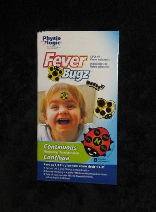 Fever Bugz!! Stick On Fever Indicators!!