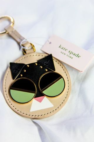 AUTHENTIC KATE SPADE KEY CHAIN