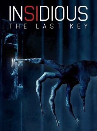 Insidious The Last Key DIGITAL CODE!