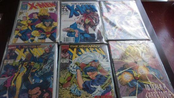 X-Men set