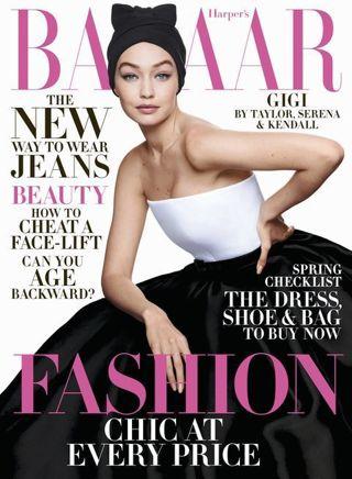 Harper's Bazaar 2-Year Magazine Subscription (20 Issues)