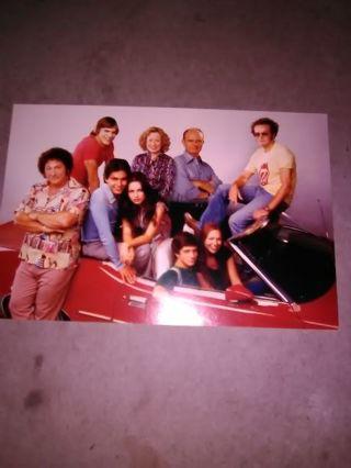 That '70s Show Postcard