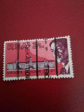 RSA Stamp