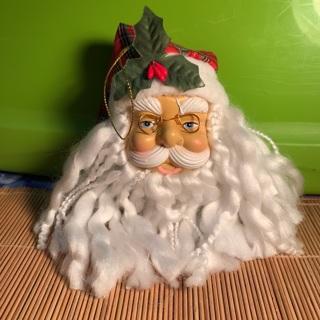 New Santa Decoration