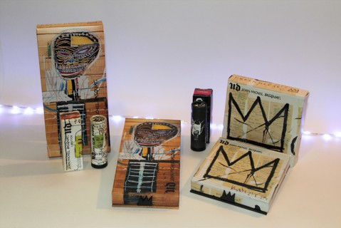 SOLD OUT! 4 PC Urban Decay Jean-Michel Basquiat Collection Plus Amazing Extra's - Must See
