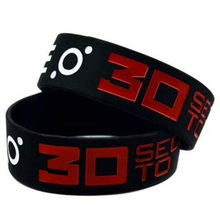 1 Band Bracelet 30 Seconds to Mars Wristband