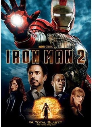 Iron Man 2 HD digital copy
