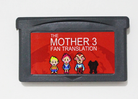 Mother 3 Game Boy Advance